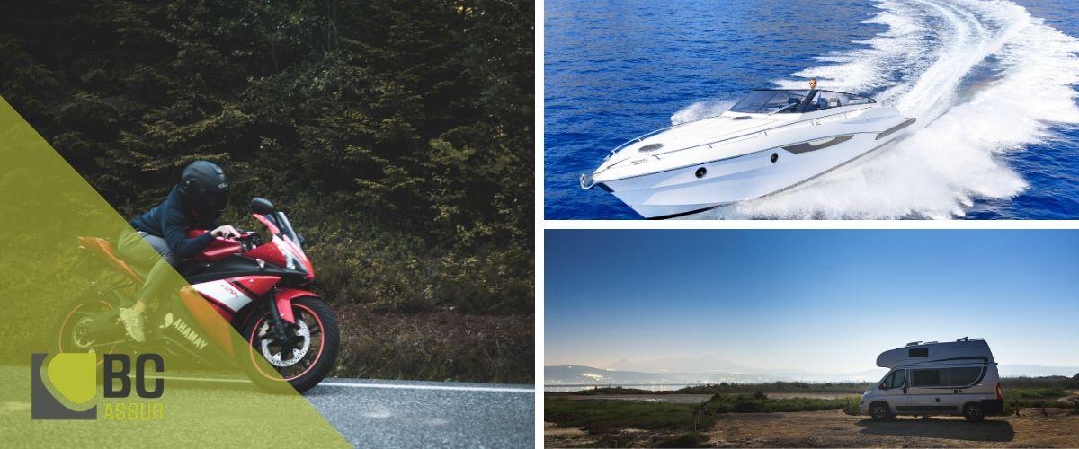 assurance bateau moto
